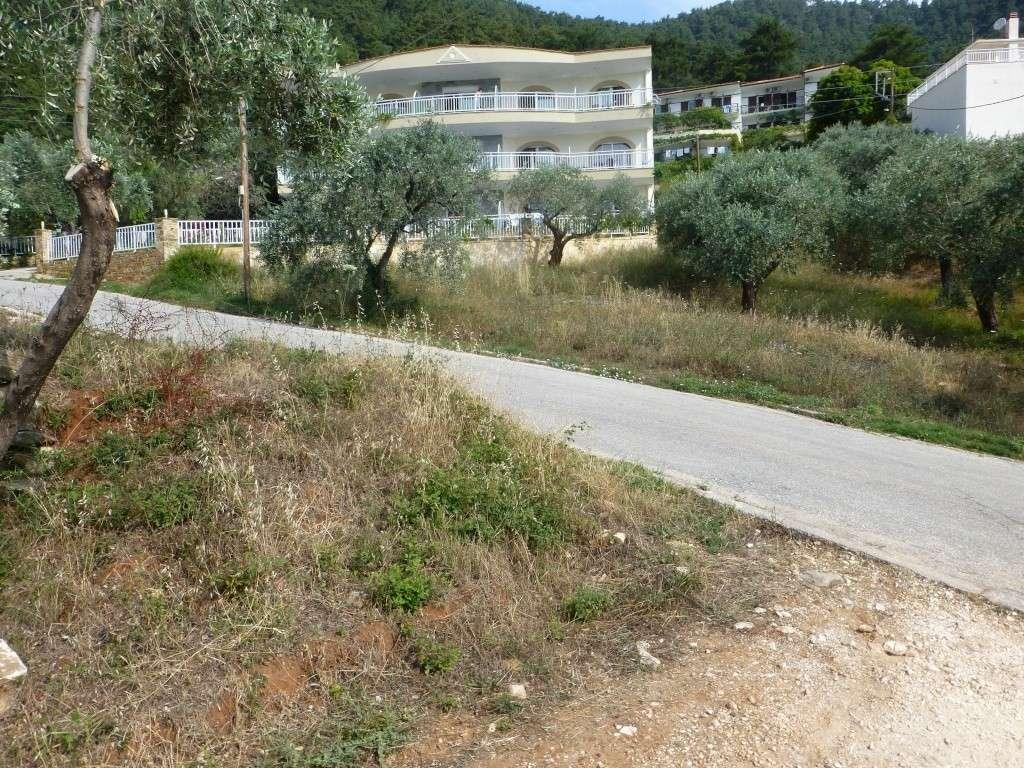 Greece, Island of Thassos, Golden Bay, 2013 103210