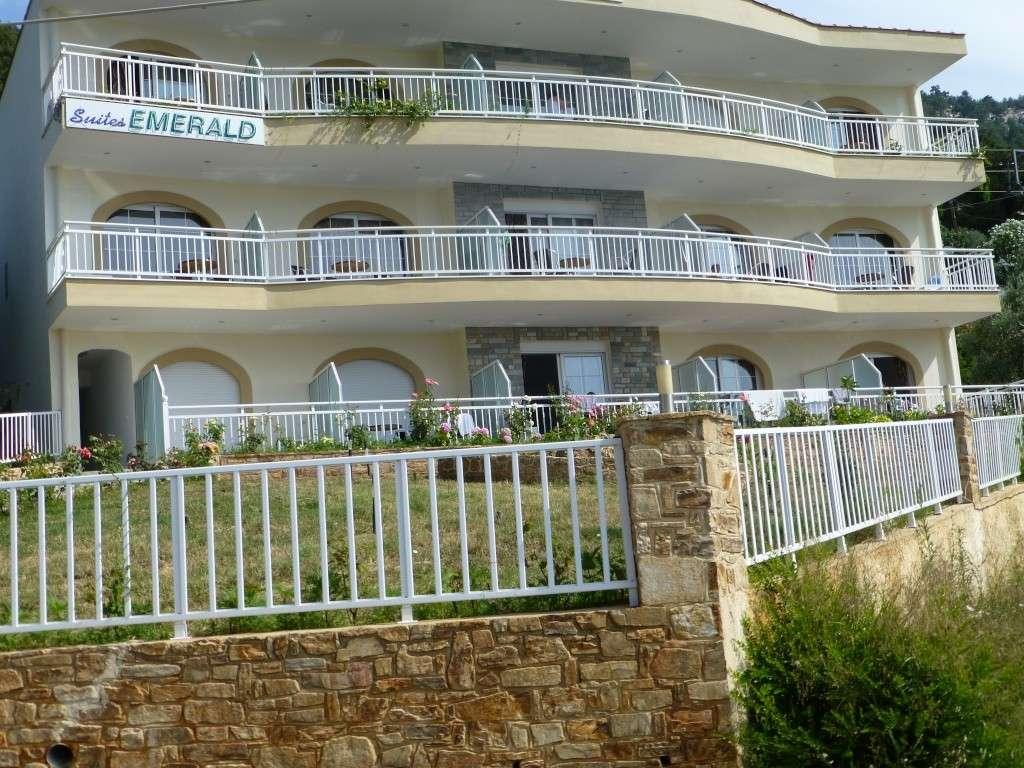 Greece, Island of Thassos, Golden Bay, 2013 103411