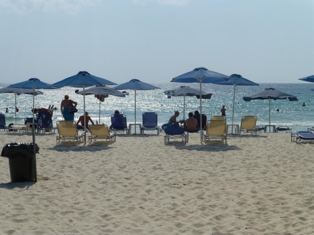 Greece, Island of Thassos, Golden Bay, 2013 108310