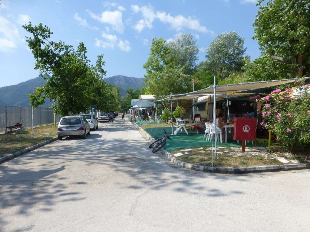 Greece, Island of Thassos, Golden Bay, 2013 108510