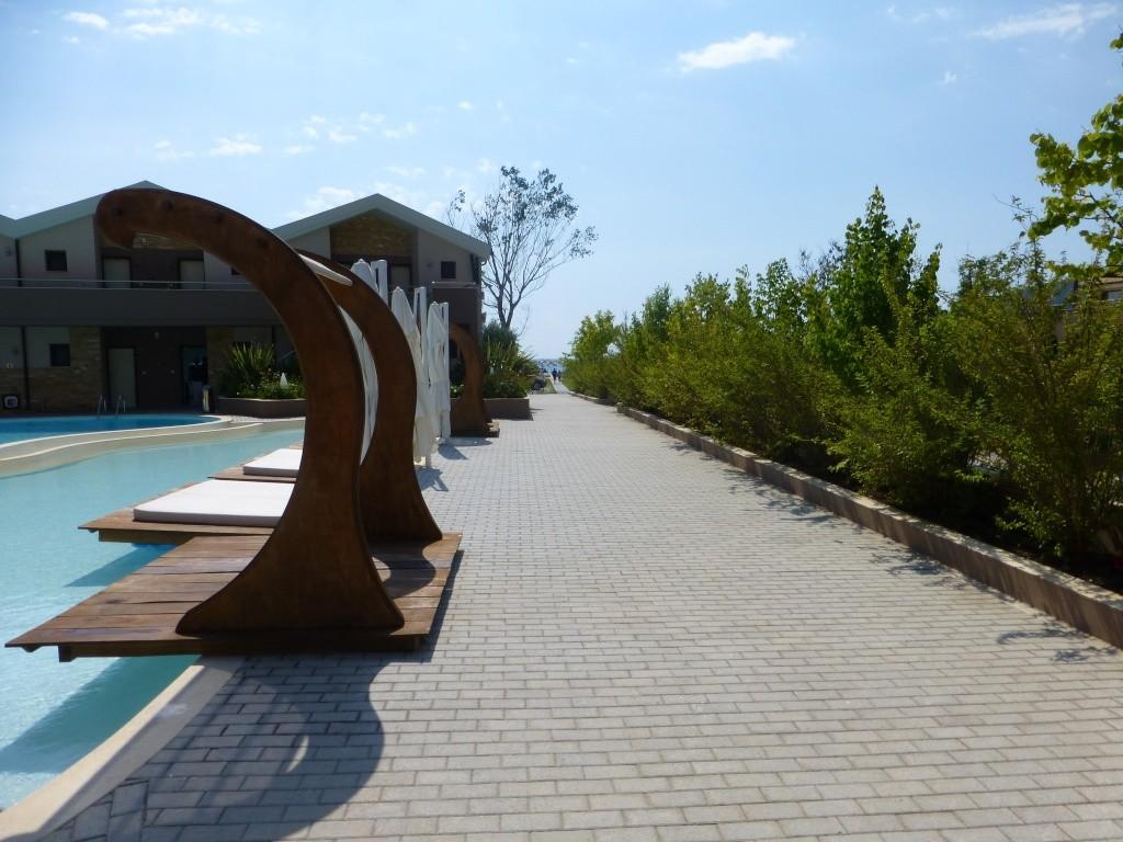 Greece, Island of Thassos, Golden Bay, 2013 109010