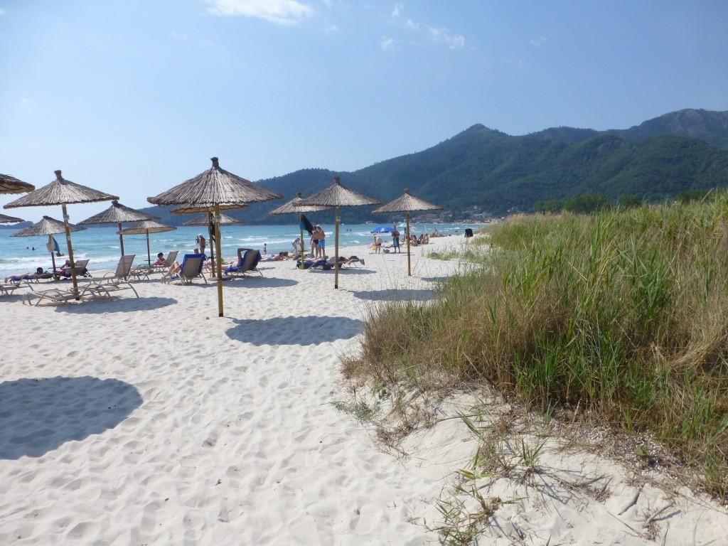Greece, Island of Thassos, Golden Bay, 2013 109411