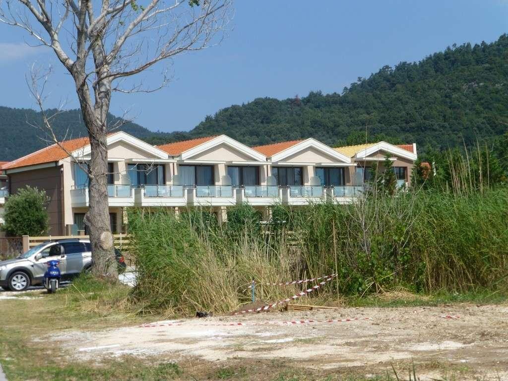 Greece, Island of Thassos, Golden Bay, 2013 109510