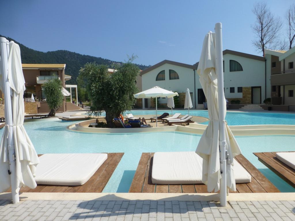 Greece, Island of Thassos, Golden Bay, 2013 109610