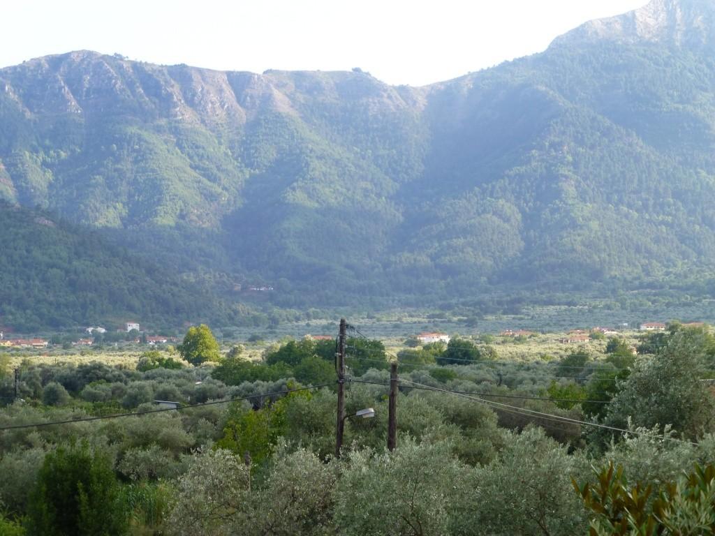 Greece, Island of Thassos, Golden Bay, 2013 112510