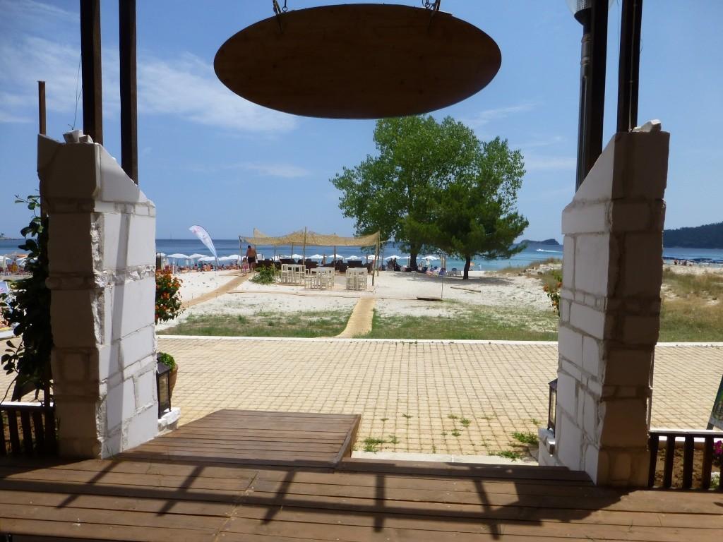Greece, Island of Thassos, Golden Bay, 2013 15110