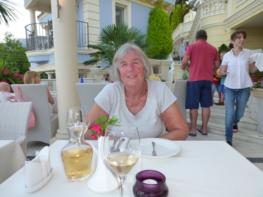 Greece, Island of Thassos, Golden Bay, 2013 17110