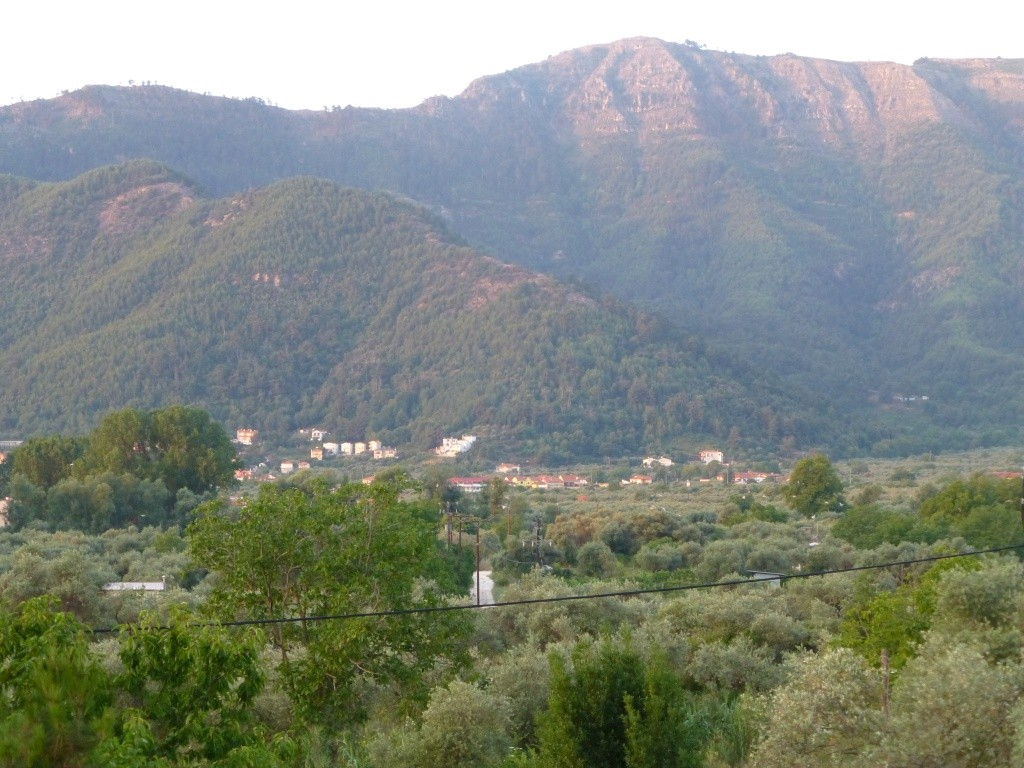 Greece, Island of Thassos, Golden Bay, 2013 18010