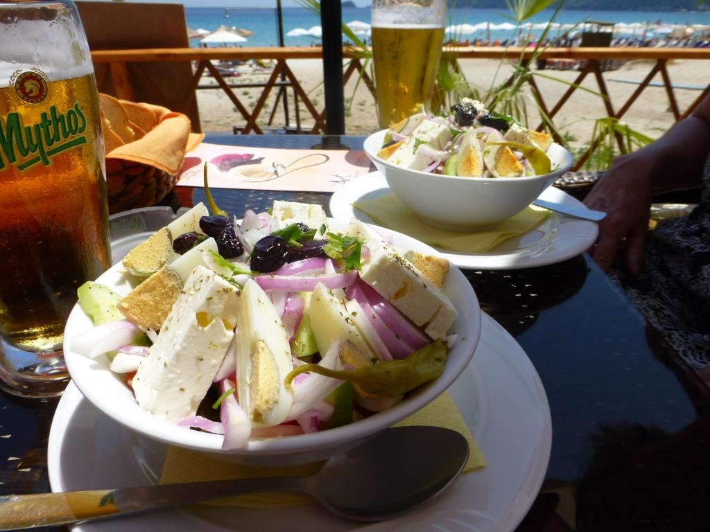 Greece, Island of Thassos, Golden Bay, 2013 21010