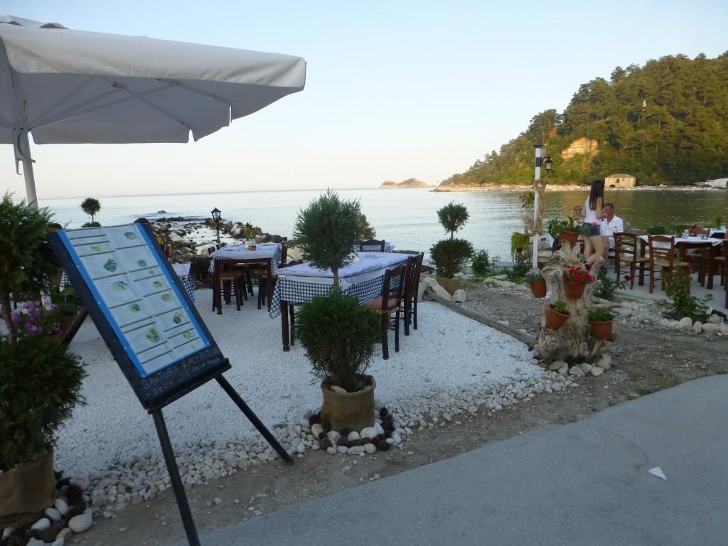 Greece, Island of Thassos, Golden Bay, 2013 21811