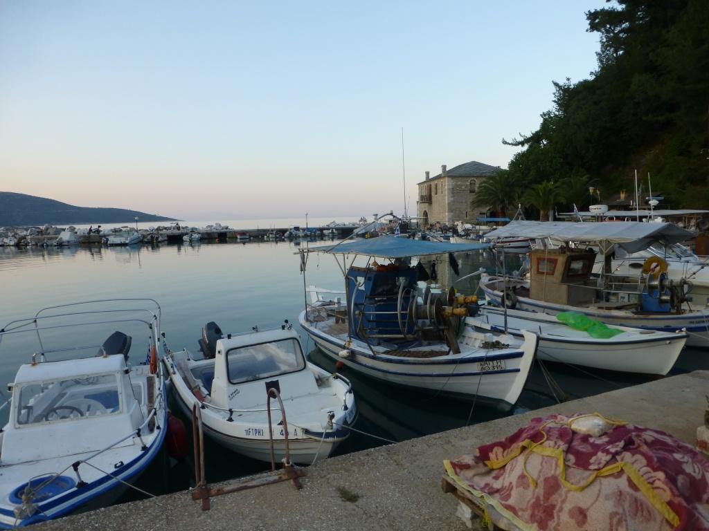 Greece, Island of Thassos, Golden Bay, 2013 22511