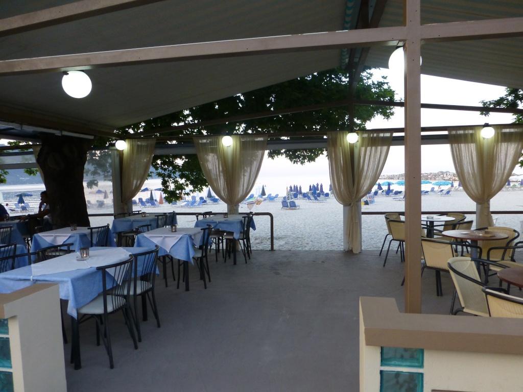 Greece, Island of Thassos, Golden Bay, 2013 23010