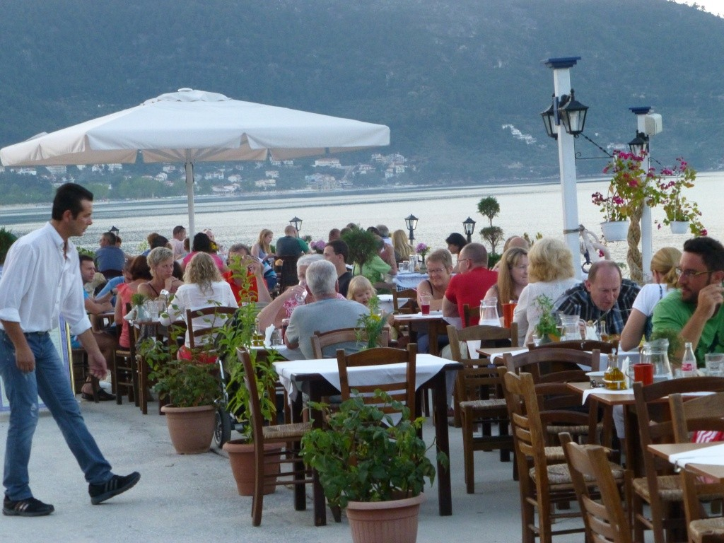 Greece, Island of Thassos, Golden Bay, 2013 23610