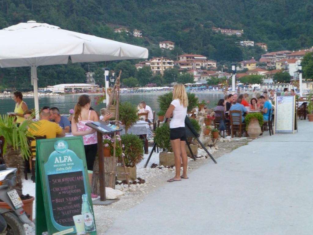 Greece, Island of Thassos, Golden Bay, 2013 23710