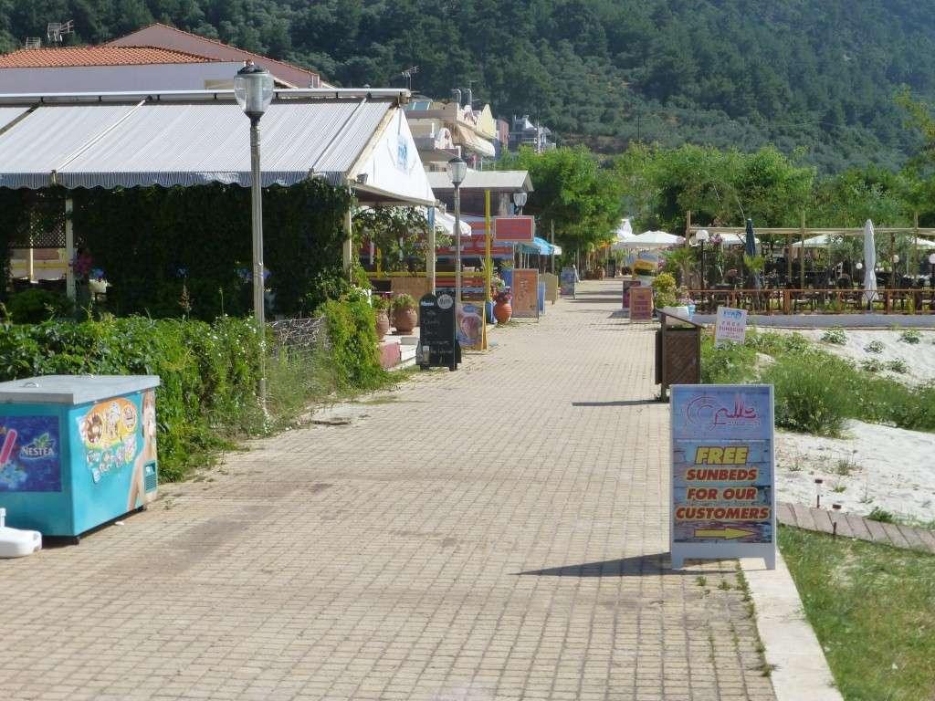 Greece, Island of Thassos, Golden Bay, 2013 25610