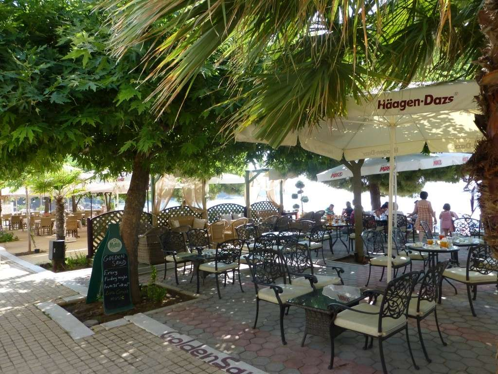 Greece, Island of Thassos, Golden Bay, 2013 26110