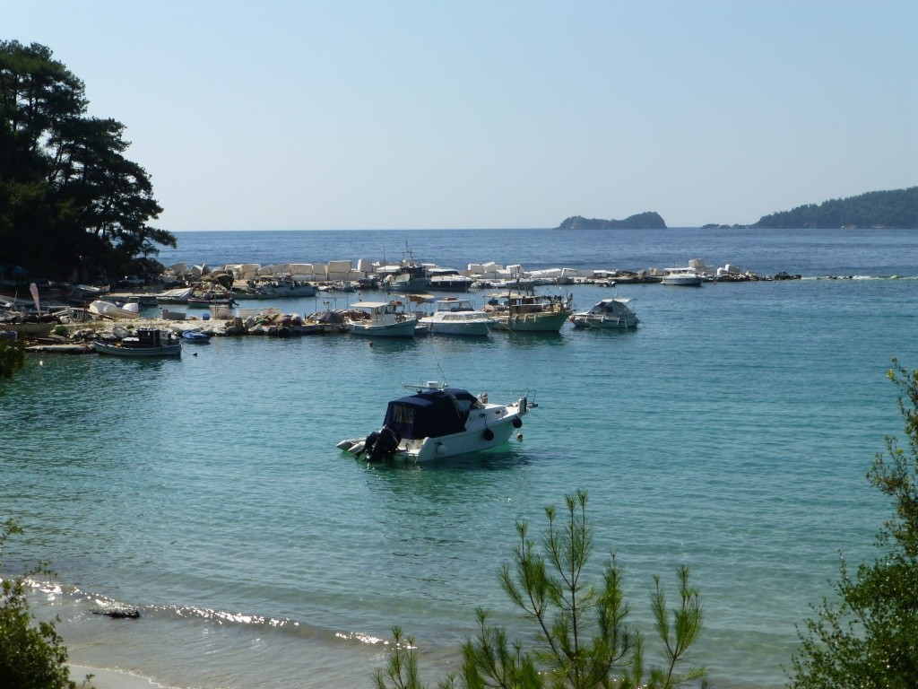 Greece, Island of Thassos, Golden Bay, 2013 28910