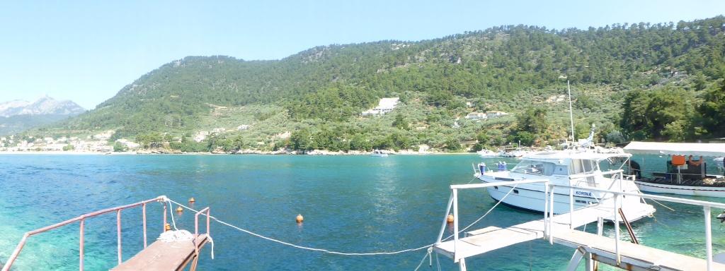 Greece, Island of Thassos, Golden Bay, 2013 29110