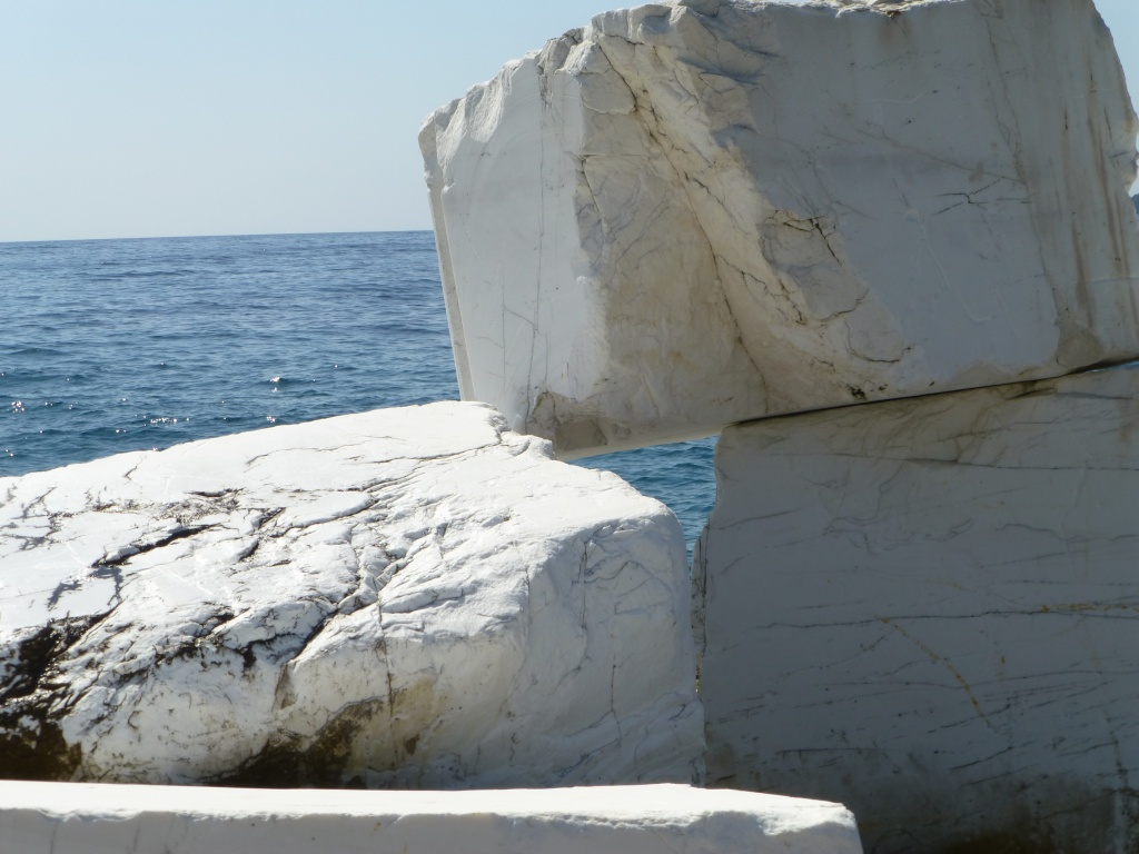 Greece, Island of Thassos, Golden Bay, 2013 29310