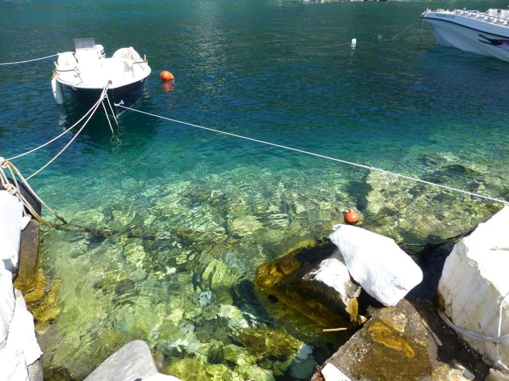 Greece, Island of Thassos, Golden Bay, 2013 29710