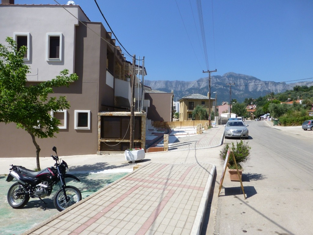 Greece, Island of Thassos, Golden Bay, 2013 31810