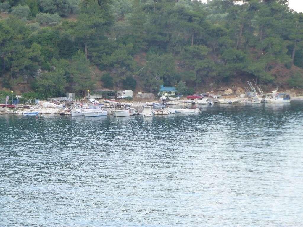 Greece, Island of Thassos, Golden Bay, 2013 34810