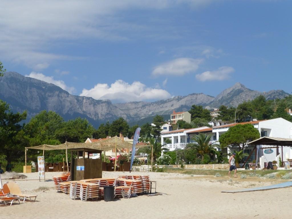 Greece, Island of Thassos, Golden Bay, 2013 36610