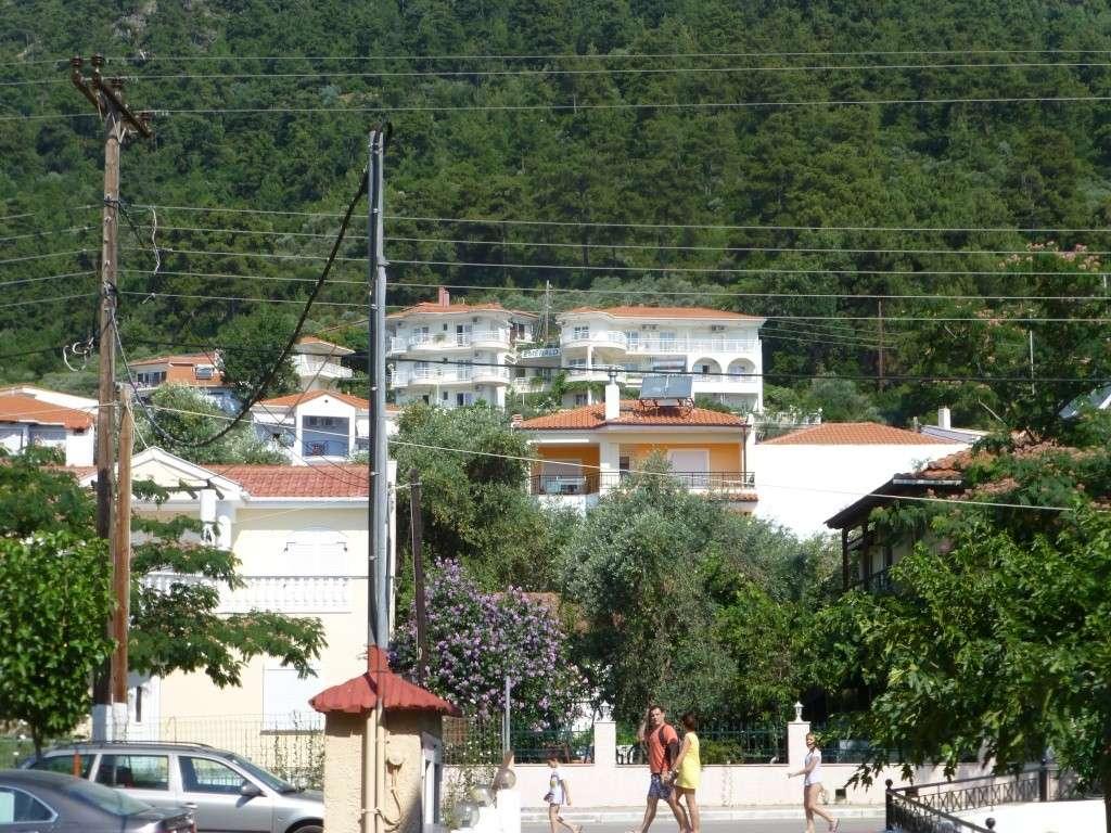 Greece, Island of Thassos, Golden Bay, 2013 36710