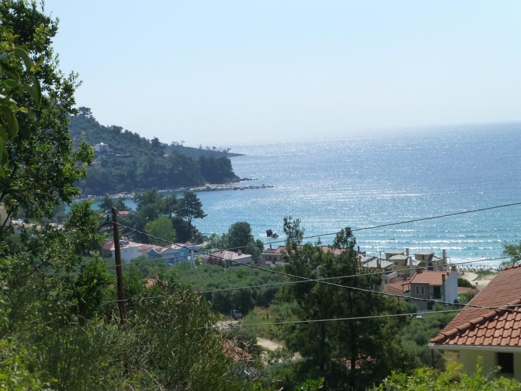 Greece, Island of Thassos, Golden Bay, 2013 38010