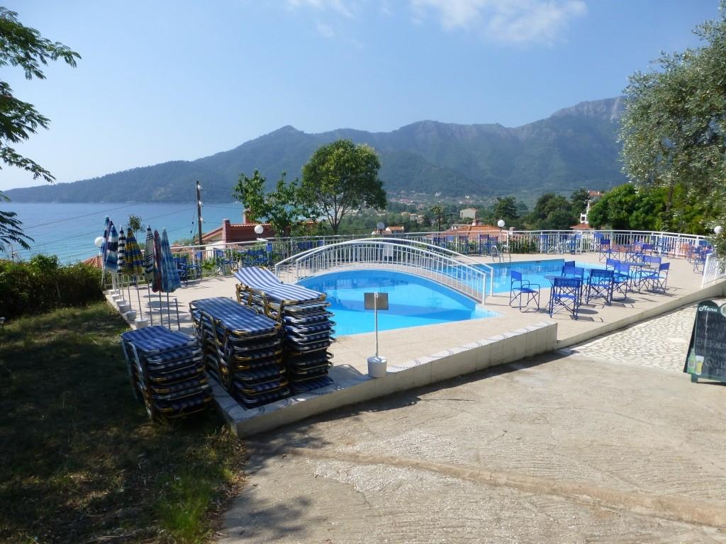 Greece, Island of Thassos, Golden Bay, 2013 38710
