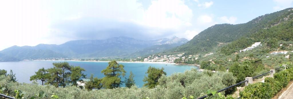 Greece, Island of Thassos, Golden Bay, 2013 46710