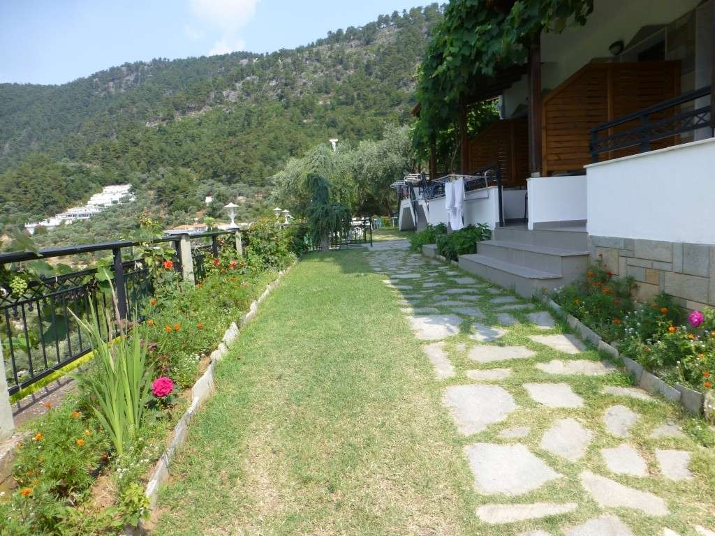 Greece, Island of Thassos, Golden Bay, 2013 47110
