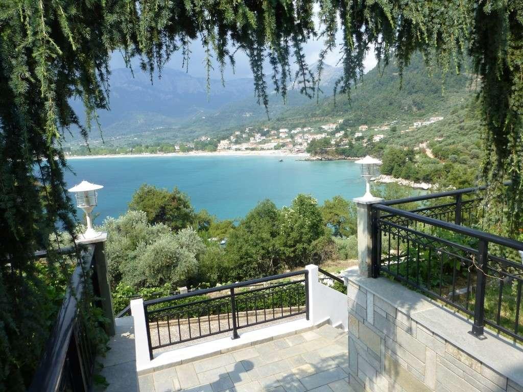 Greece, Island of Thassos, Golden Bay, 2013 47210