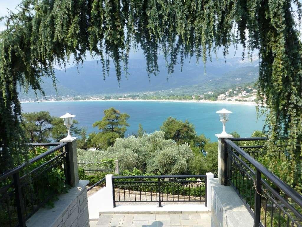 Greece, Island of Thassos, Golden Bay, 2013 47610