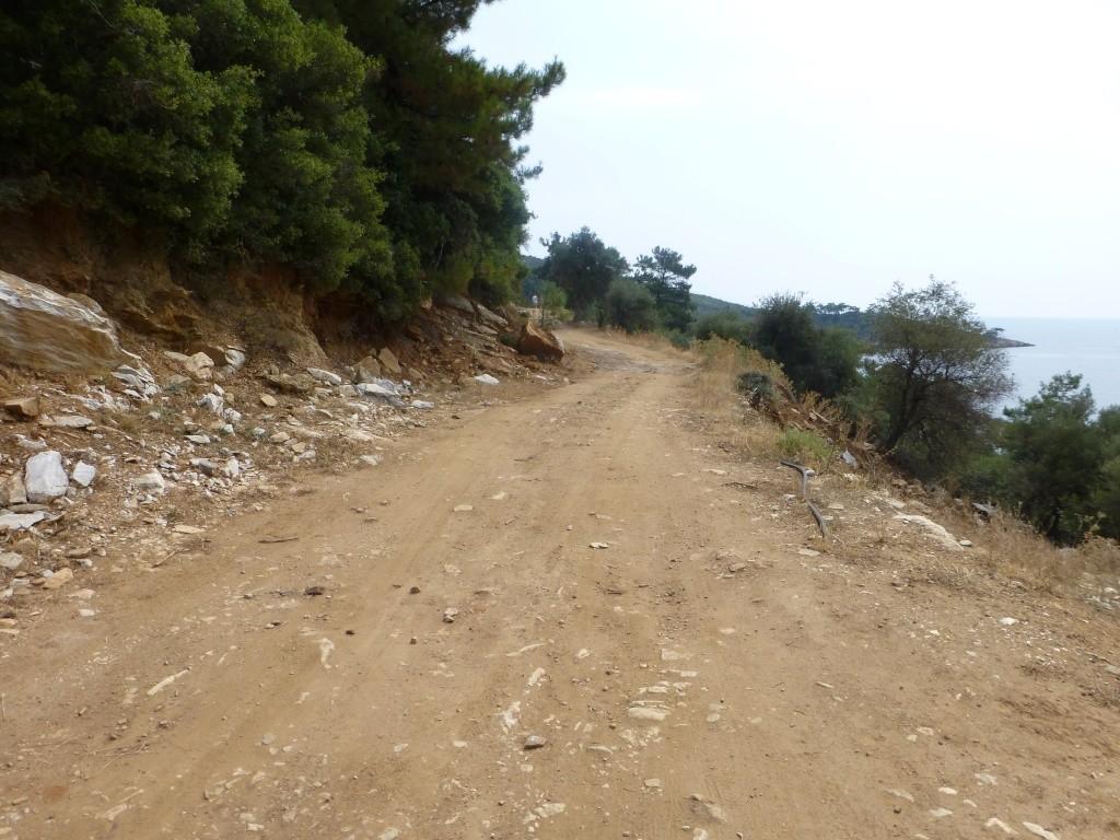 Greece, Island of Thassos, Golden Bay, 2013 48310