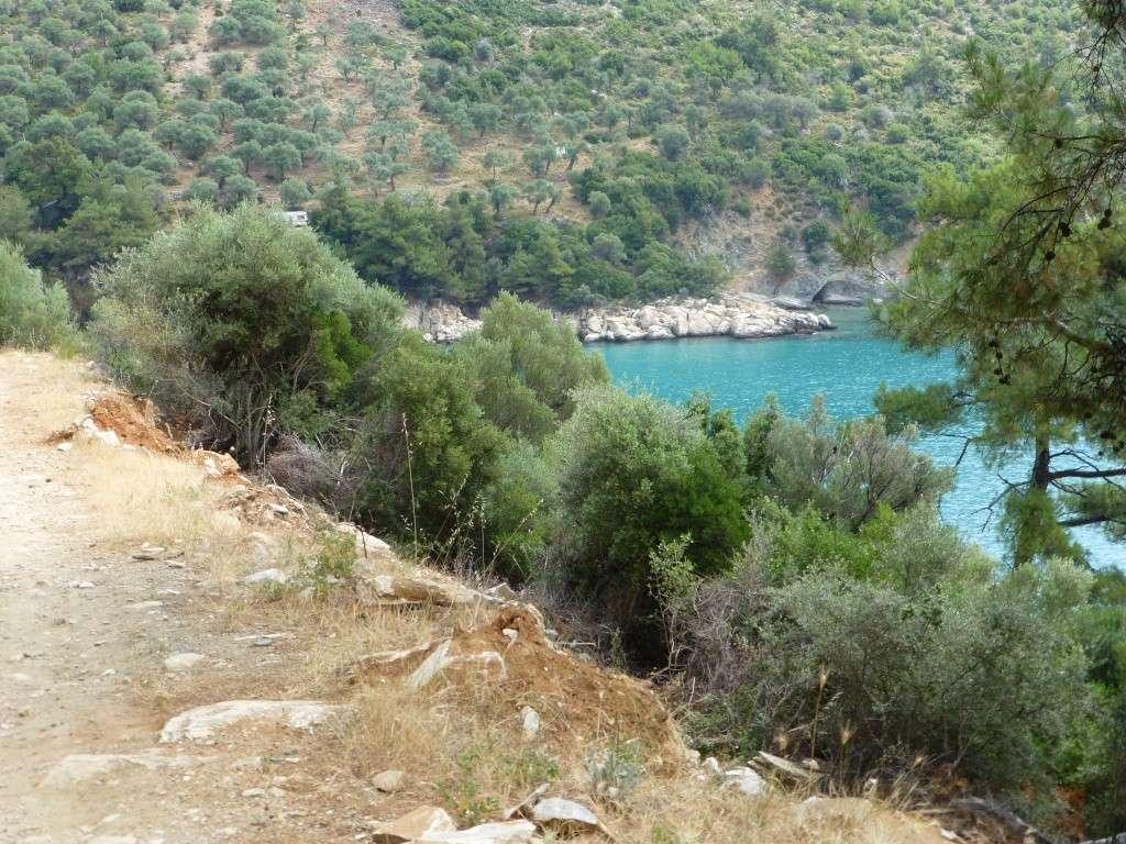 Greece, Island of Thassos, Golden Bay, 2013 48410