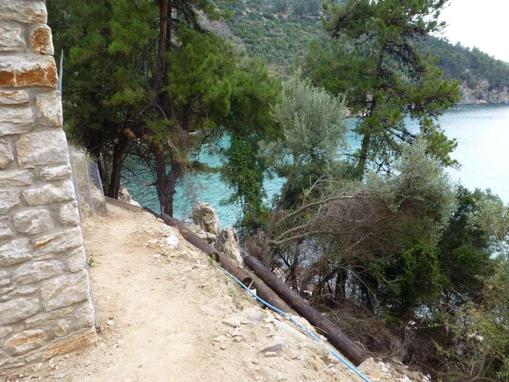 Greece, Island of Thassos, Golden Bay, 2013 48910