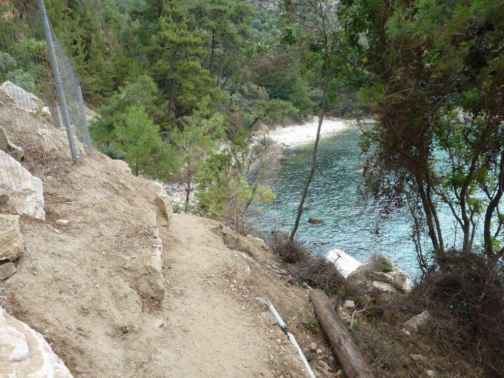 Greece, Island of Thassos, Golden Bay, 2013 49010