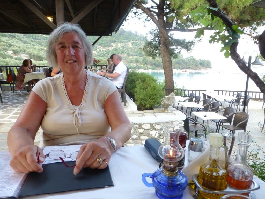 Greece, Island of Thassos, Golden Bay, 2013 53510