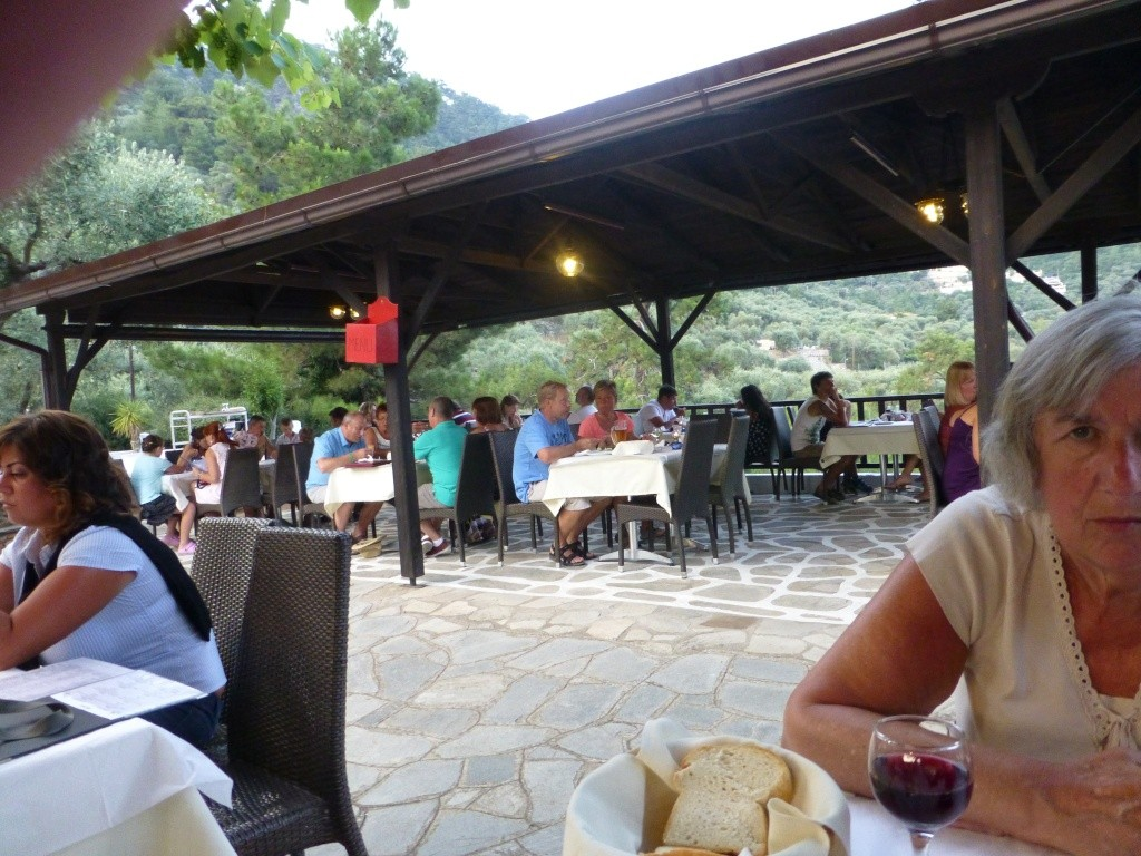 Greece, Island of Thassos, Golden Bay, 2013 54210