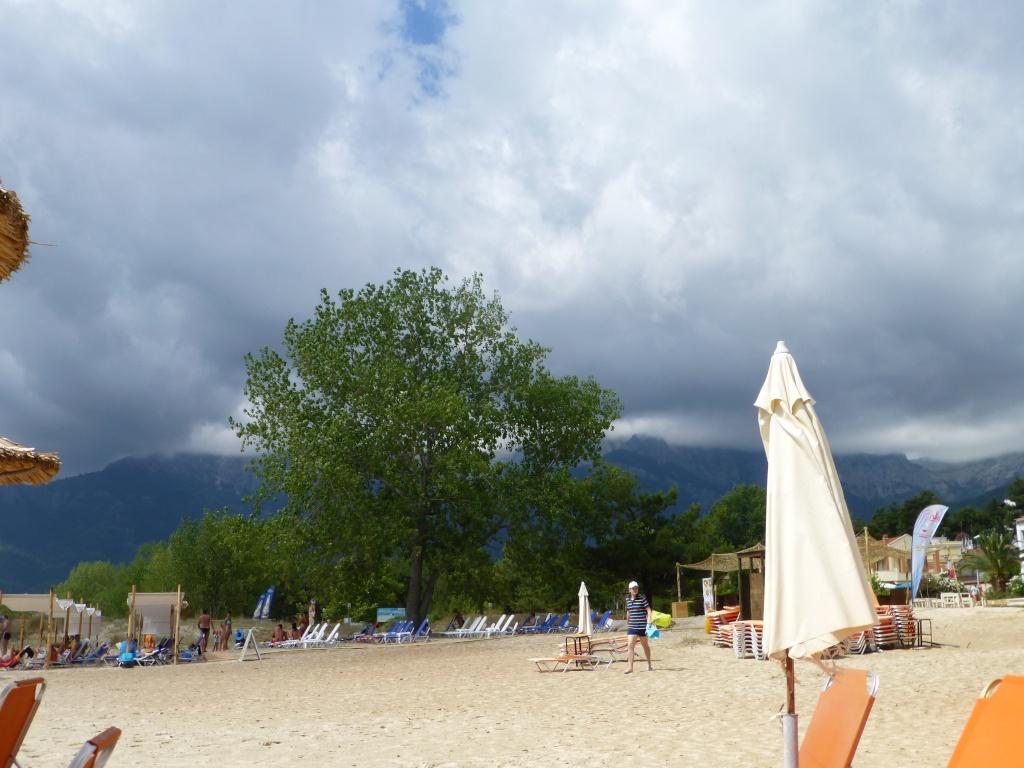 Greece, the Island of Thassos, Golden Beach walk 64410