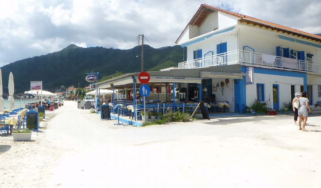 Greece, the Island of Thassos, Golden Beach walk 67510