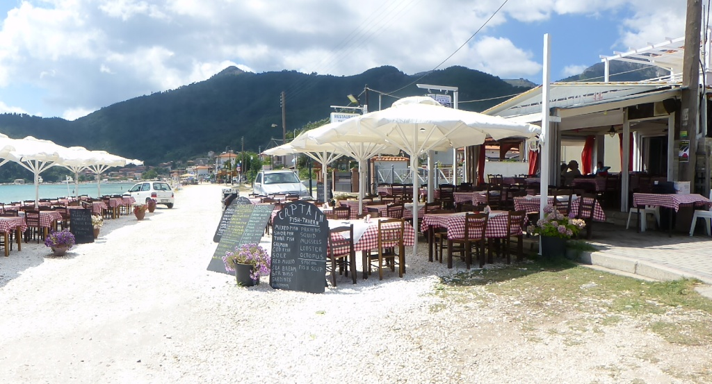 Greece, the Island of Thassos, Golden Beach walk 67710