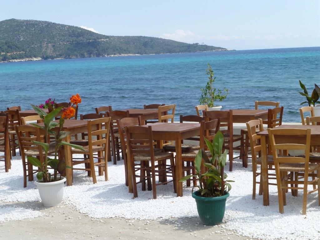 Greece, the Island of Thassos, Golden Beach walk 68510