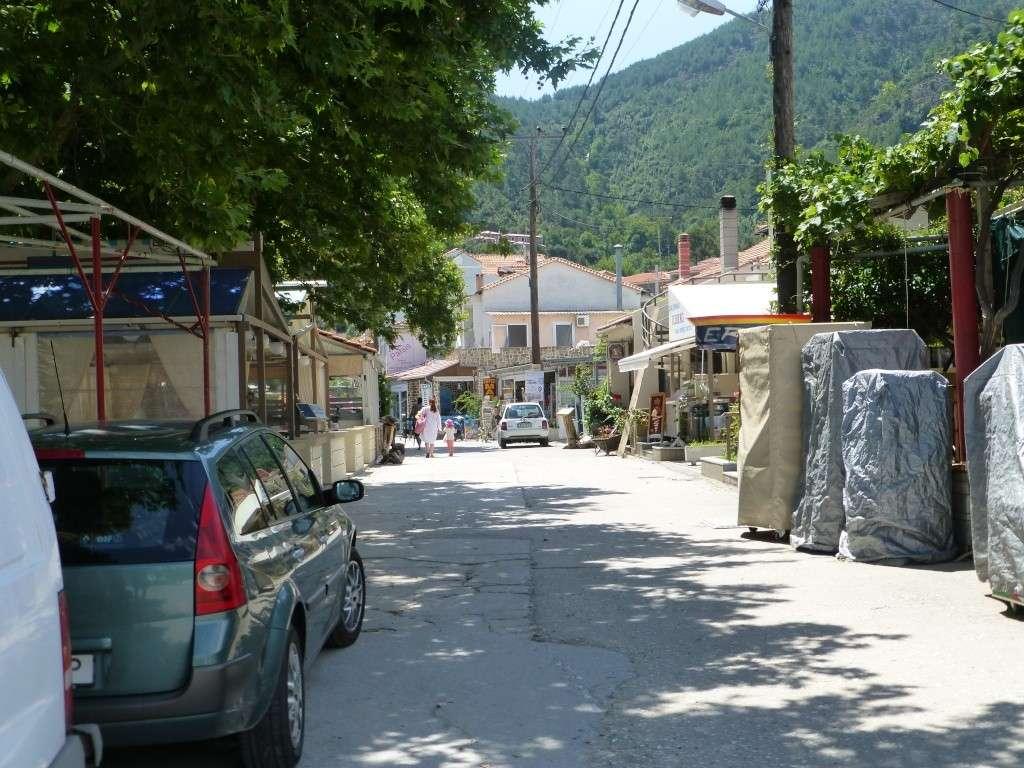 Greece, the Island of Thassos, Golden Beach walk 69710