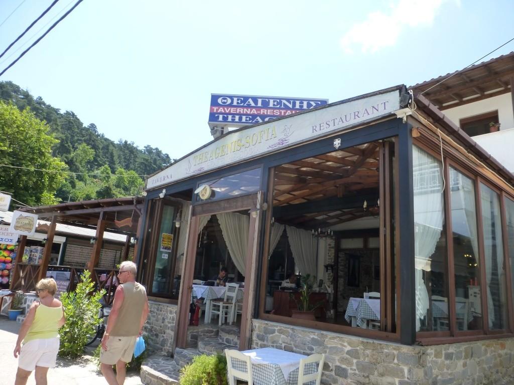 Greece, Island of Thassos, Golden Bay, 2013 70610