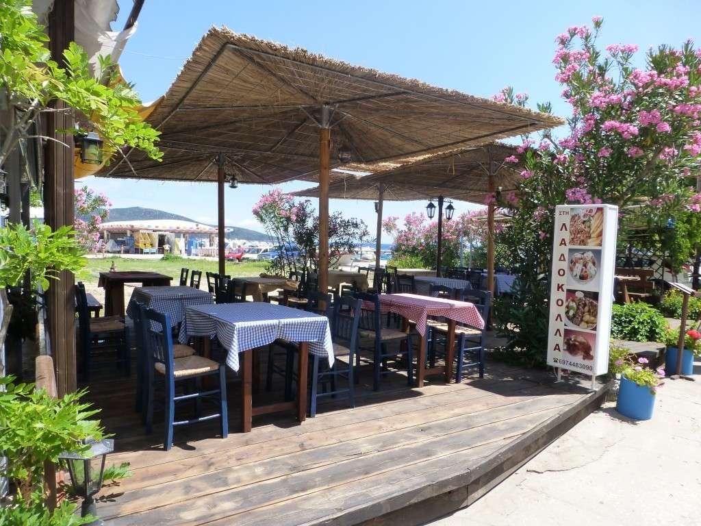Greece, the Island of Thassos, Golden Beach walk 70710