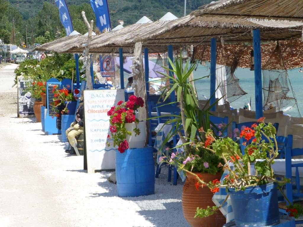Greece, the Island of Thassos, Golden Beach walk 72110