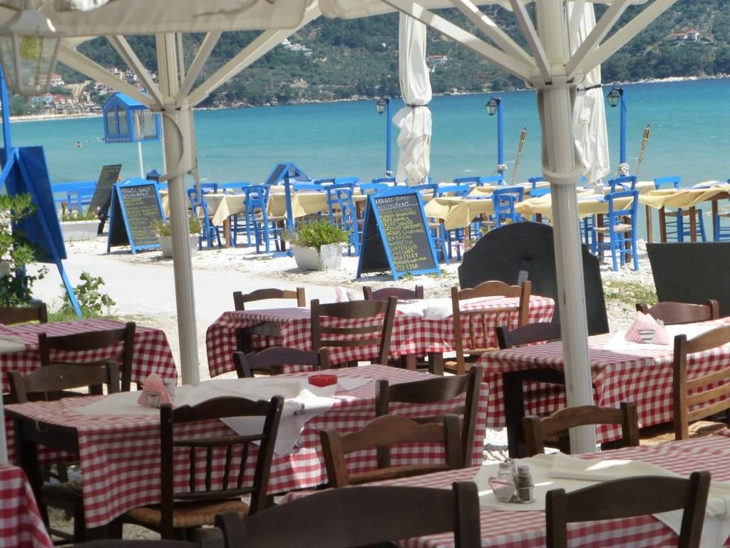 Greece, the Island of Thassos, Golden Beach walk 72510