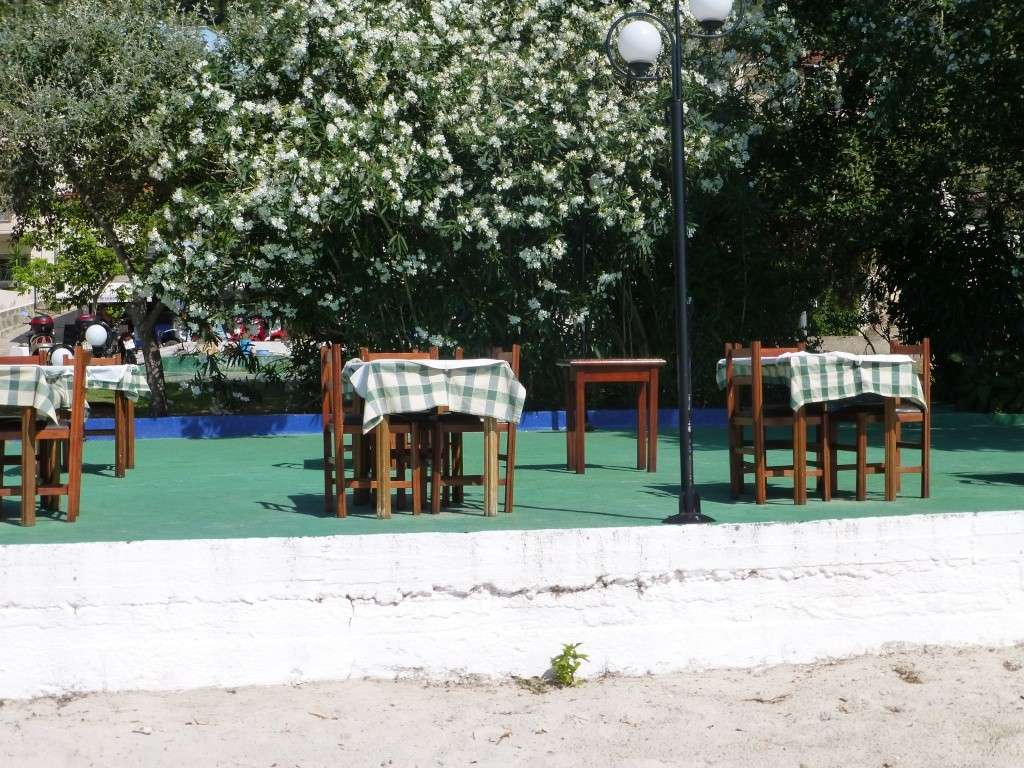 Greece, the Island of Thassos, Golden Beach walk 75910